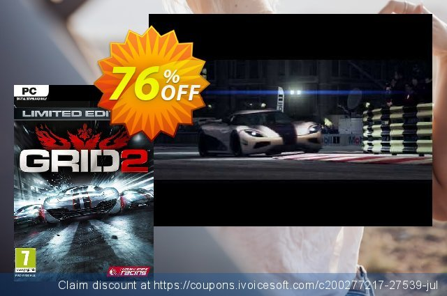 Grid 2 Limited Edition PC discount 76% OFF, 2020 Thanksgiving Day promo sales