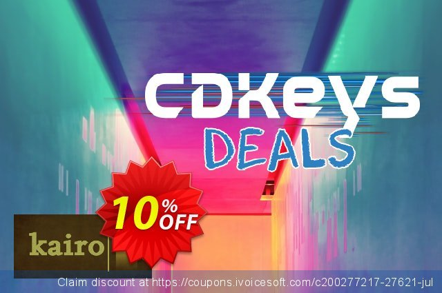 Kairo PC discount 10% OFF, 2020 Black Friday offering sales