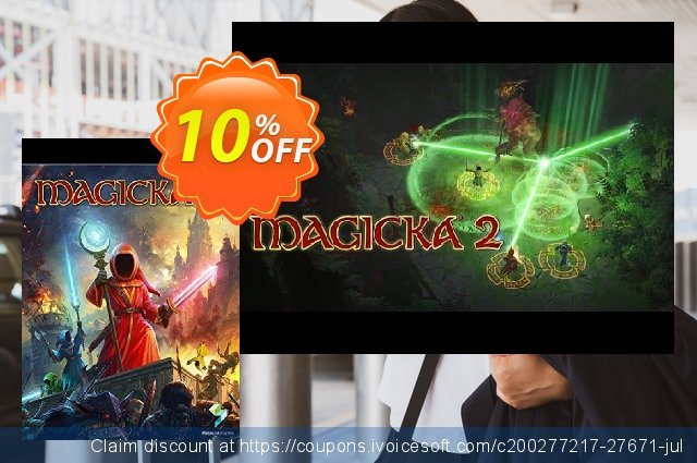 Magicka 2 Deluxe Edition PC discount 10% OFF, 2020 Exclusive Student deals offering discount