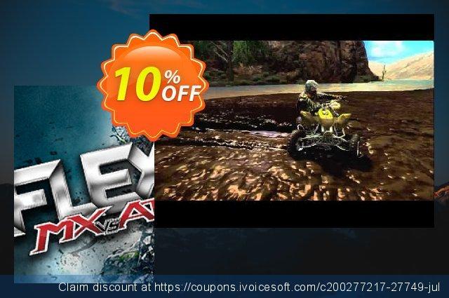MX vs. ATV Reflex PC 대단하다  프로모션  스크린 샷