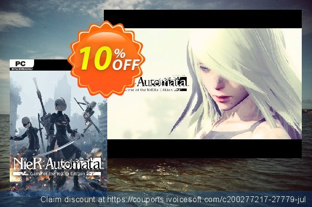 Nier automata Game of the YoRHa Edition PC  훌륭하   매상  스크린 샷