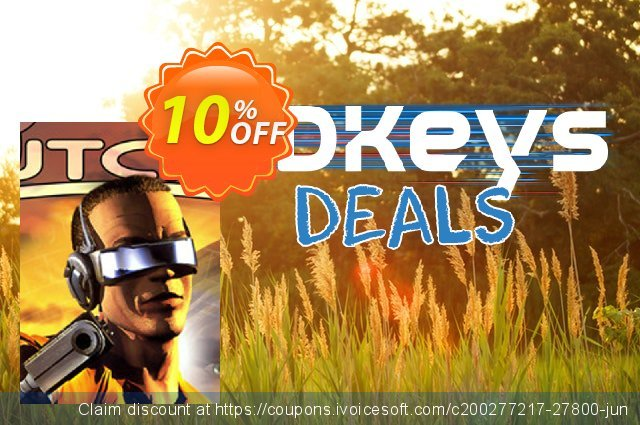 Outcast 1.1 PC discount 10% OFF, 2021 Happy New Year offering sales