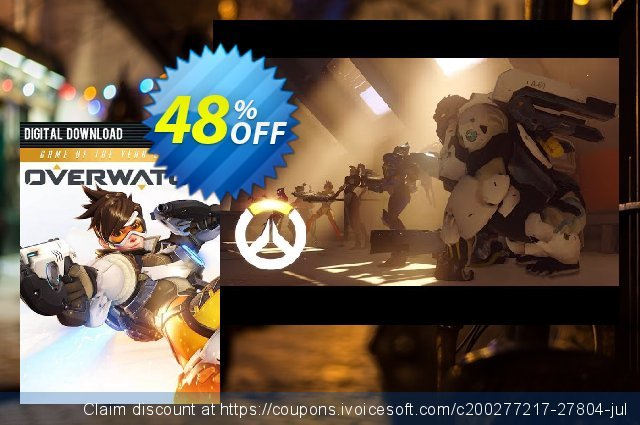 Overwatch - Game Of The Year Edition PC  신기한   촉진  스크린 샷