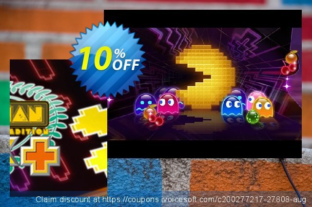 PACMAN Championship Edition DX+ PC discount 10% OFF, 2020 Back to School Promos promo
