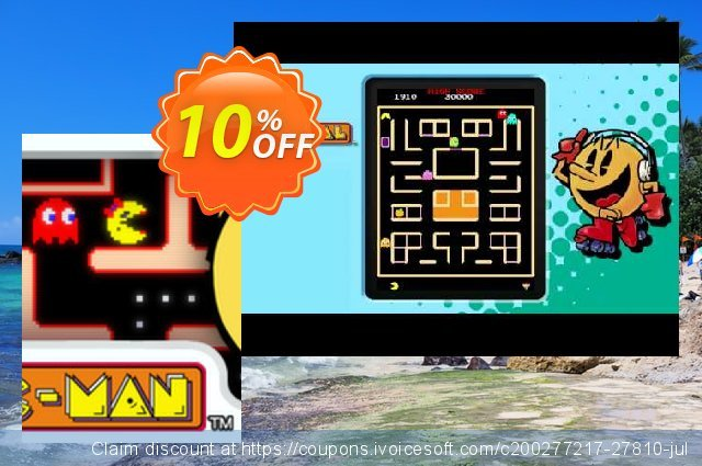PACMAN MUSEUM Ms. PACMAN DLC PC  최고의   가격을 제시하다  스크린 샷