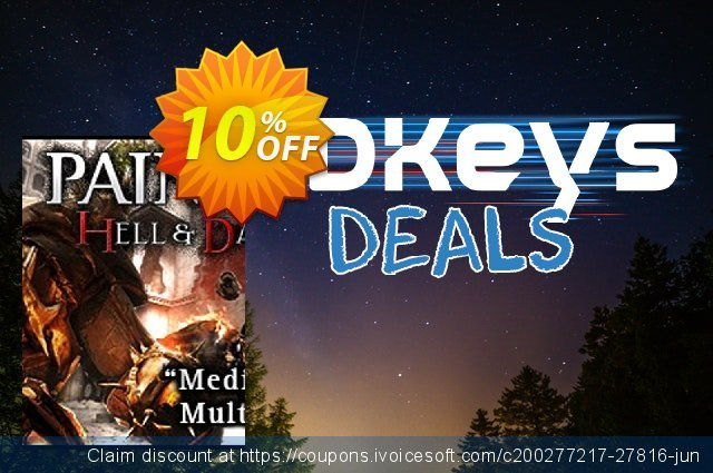 Painkiller Hell & Damnation Medieval Horror PC discount 10% OFF, 2020 Black Friday promotions