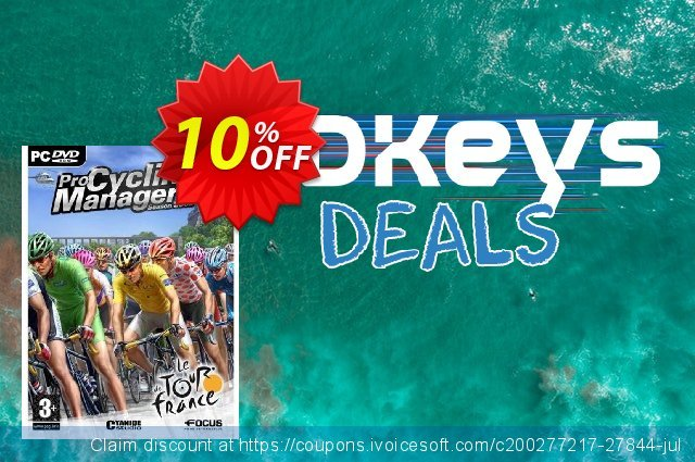 Pro Cycling Manager 2009 (PC) discount 10% OFF, 2020 Thanksgiving promo