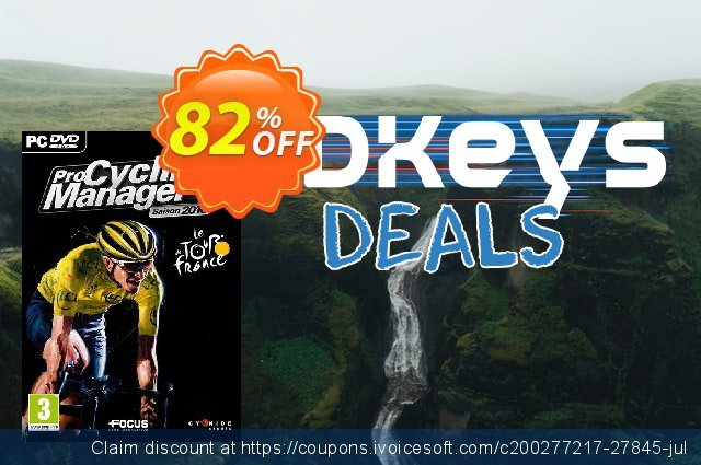 Pro Cycling Manager 2016 PC discount 10% OFF, 2020 Halloween promo