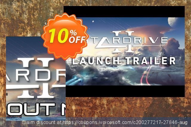 StarDrive 2 PC discount 10% OFF, 2020 Black Friday offering sales