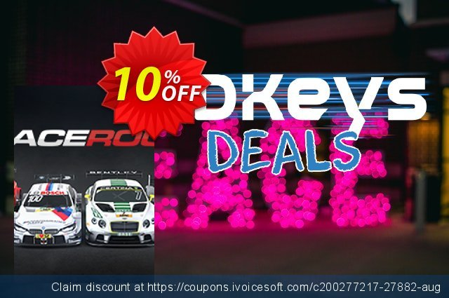 RaceRoom Racing Experience PC discount 10% OFF, 2020 Christmas Day offering sales