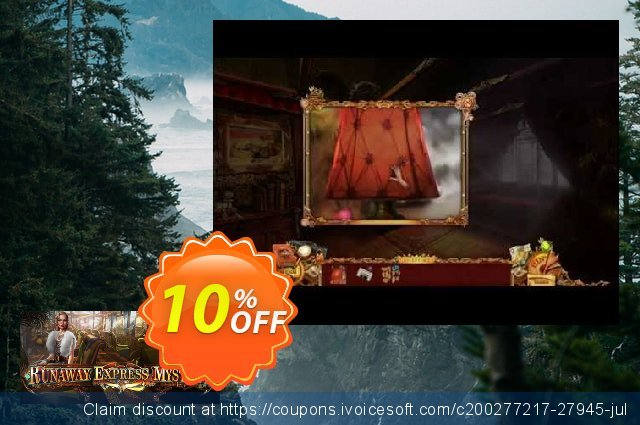 Runaway Express Mystery PC discount 10% OFF, 2020 Black Friday offering sales