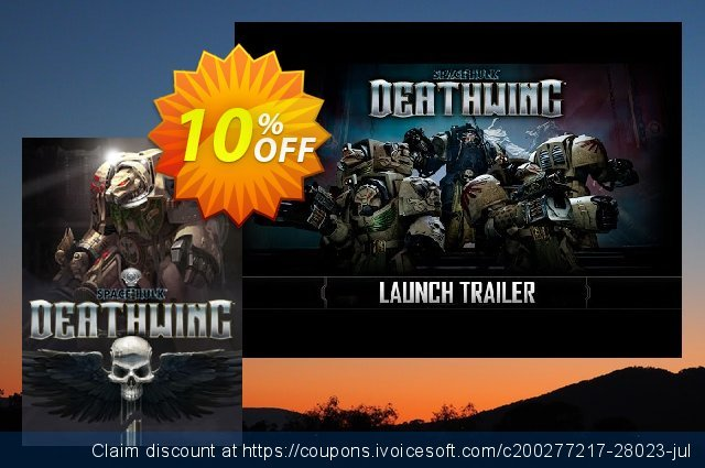 Space Hulk: Deathwing PC discount 10% OFF, 2020 Black Friday offering sales
