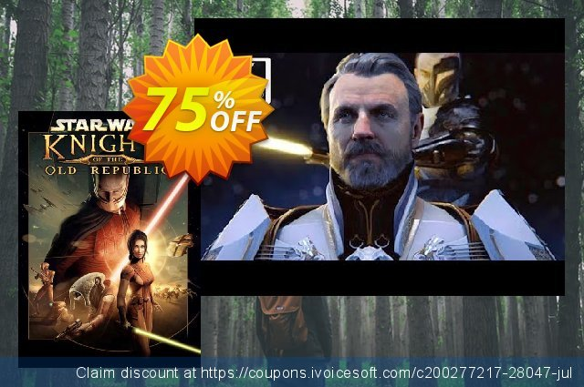 Star Wars - Knights of the Old Republic PC discount 61% OFF, 2020 Black Friday offer