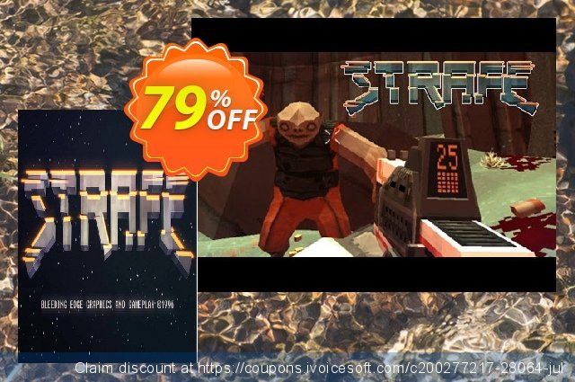 Strafe PC discount 74% OFF, 2020 End year deals