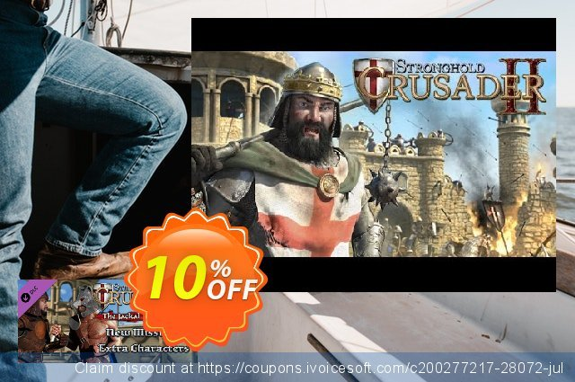 Stronghold Crusader 2 The Jackal and The Khan PC  굉장한   촉진  스크린 샷
