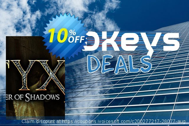 Styx Master of Shadows PC discount 10% OFF, 2020 Xmas offering sales