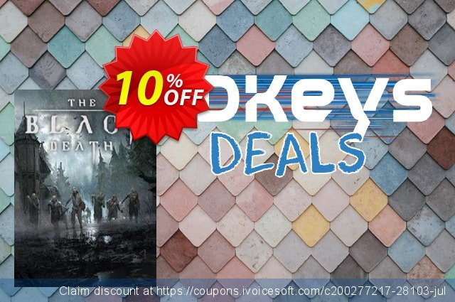The Black Death PC discount 10% OFF, 2020 Thanksgiving Day deals