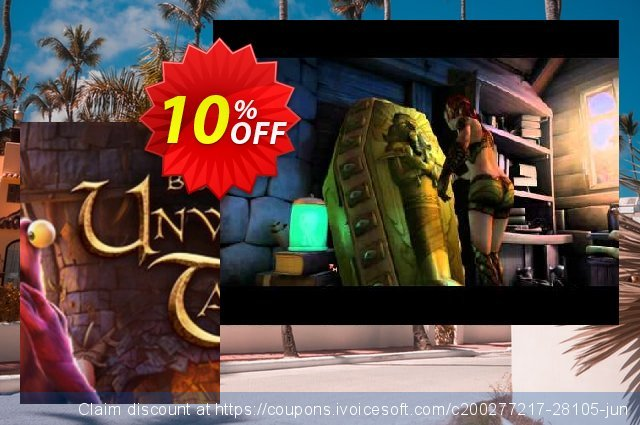 The Book of Unwritten Tales PC discount 10% OFF, 2020 Christmas & New Year offering discount