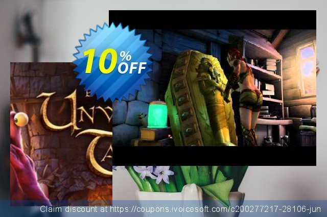 The Book of Unwritten Tales PC discount 10% OFF, 2020 Thanksgiving Day offering discount