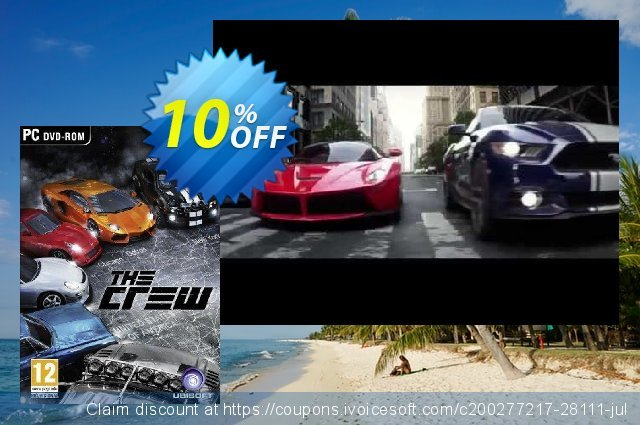 The Crew PC discount 10% OFF, 2020 Thanksgiving offering sales