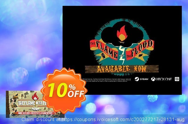 The Flame in the Flood PC  경이로운   세일  스크린 샷
