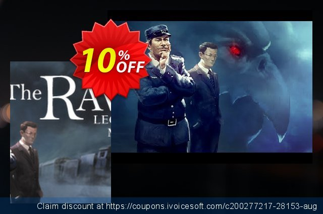 The Raven Legacy of a Master Thief PC discount 10% OFF, 2020 Thanksgiving offering sales