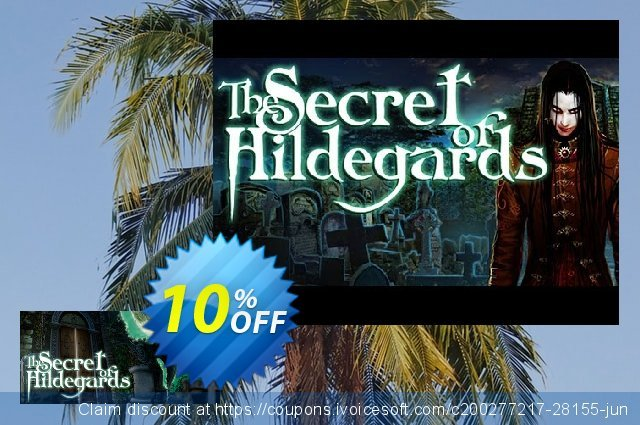 The Secret Of Hildegards PC discount 10% OFF, 2021 New Year offering sales