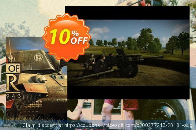 Theatre of War 2 Kursk 1943 PC discount 10% OFF, 2020 Thanksgiving Day discount