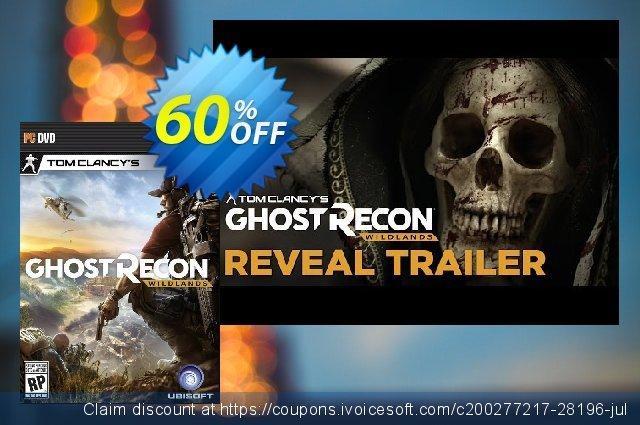 Tom Clancy's Ghost Recon Wildlands PC (Asia)  위대하   촉진  스크린 샷