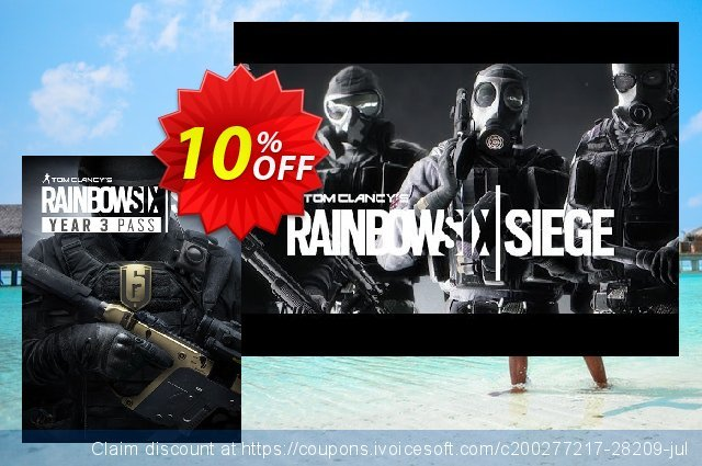 Tom Clancys Rainbow Six Siege Year 3 Pass PC  훌륭하   프로모션  스크린 샷