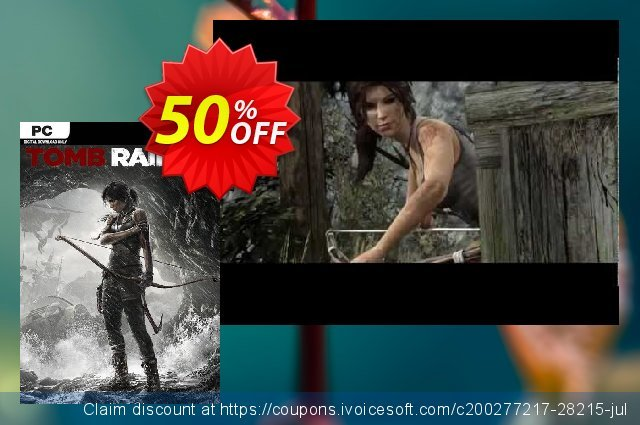 Tomb Raider (PC) discount 57% OFF, 2020 Black Friday promotions