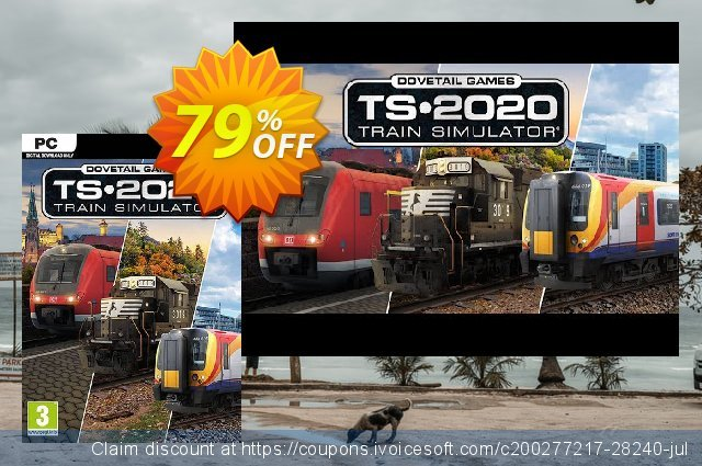 Train Simulator 2020 PC discount 56% OFF, 2020 Thanksgiving offering sales