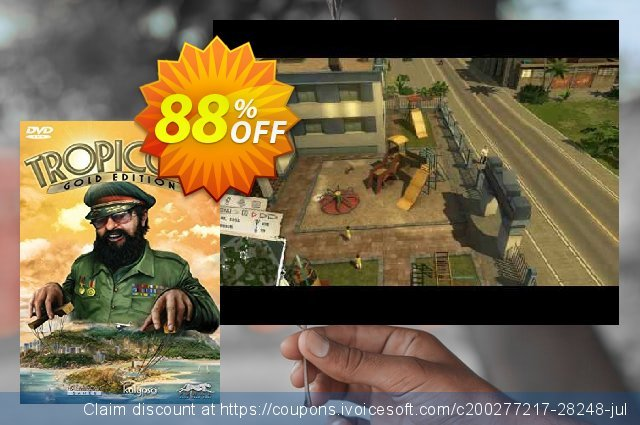 Tropico 3 Gold Edition PC discount 72% OFF, 2020 Black Friday offering sales