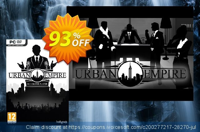 Urban Empire PC discount 83% OFF, 2020 Thanksgiving offering sales