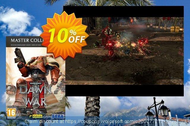 Warhammer 40.000 Dawn of War II 2 Master Collection PC  경이로운   할인  스크린 샷