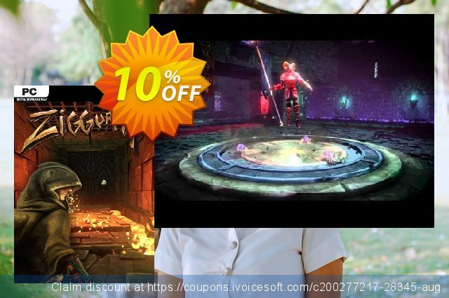 Ziggurat PC discount 10% OFF, 2020 Thanksgiving offering sales