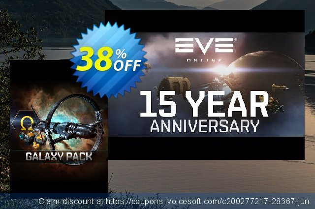 EVE Online Galaxy Pack PC discount 38% OFF, 2020 Thanksgiving Day promotions