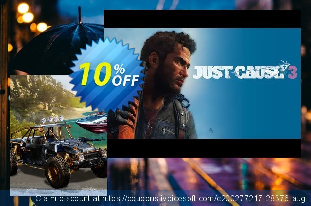 Just Cause 3 PC - The Weaponized Vehicle Pack DLC  대단하   가격을 제시하다  스크린 샷