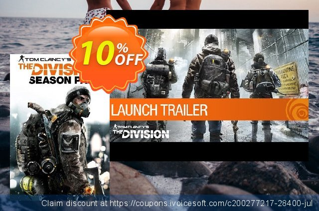 Tom Clancy's The Division Season Pass PC  서늘해요   프로모션  스크린 샷