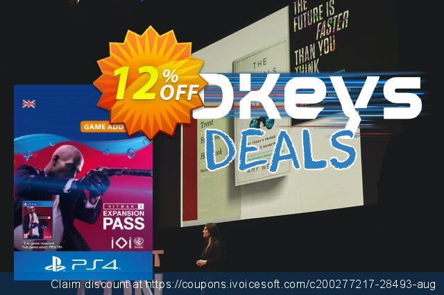 Hitman 2 Expansion Pass PS4 discount 12% OFF, 2020 Thanksgiving Day offering sales