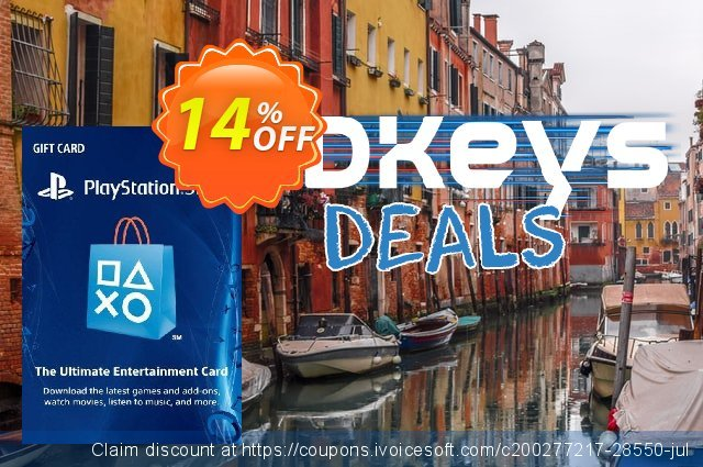 $20 PlayStation Store Gift Card - PS Vita/PS3/PS4 Code discount 10% OFF, 2021 Tattoo Day promo sales. $20 PlayStation Store Gift Card - PS Vita/PS3/PS4 Code Deal