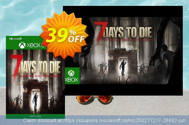 7 Days to Die Xbox One (UK) discount 39% OFF, 2021 Parents' Day offering deals. 7 Days to Die Xbox One (UK) Deal