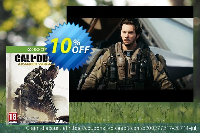 Call of Duty (COD): Advanced Warfare Day Zero Xbox One - Digital Code 可怕的 产品销售 软件截图