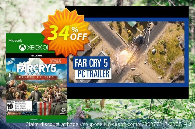 Far Cry 5 Deluxe Edition Xbox One  놀라운   할인  스크린 샷