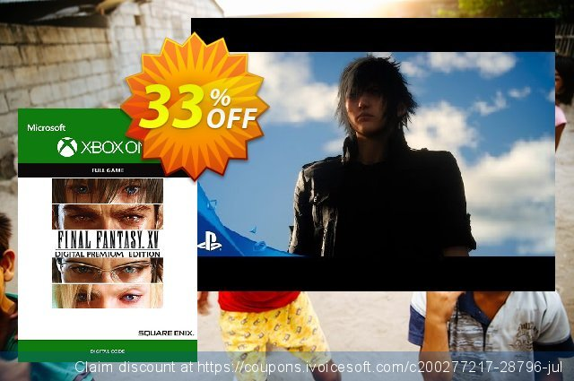 Final Fantasy XV 15 Premium Edition Xbox One discount 33% OFF, 2021 Nude Day offering deals. Final Fantasy XV 15 Premium Edition Xbox One Deal