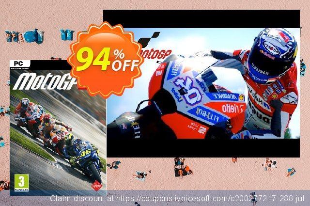 MotoGP 18 PC discount 83% OFF, 2021 New Year sales