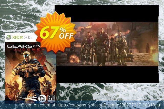 Gears of War Judgement Xbox 360 discount 67% OFF, 2020 Thanksgiving offering sales
