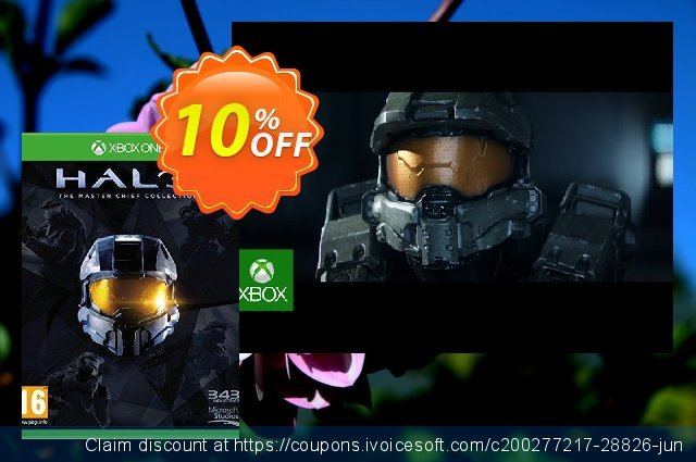 Halo: The Master Chief Collection Xbox One - Digital Code  신기한   할인  스크린 샷