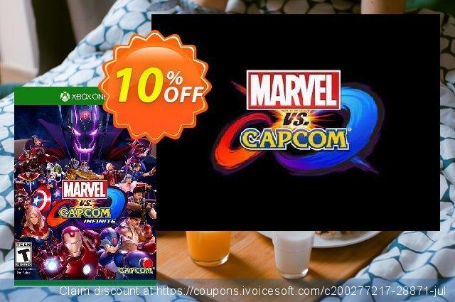Marvel vs. Capcom Infinite - Standard Edition Xbox One 棒极了 折扣 软件截图