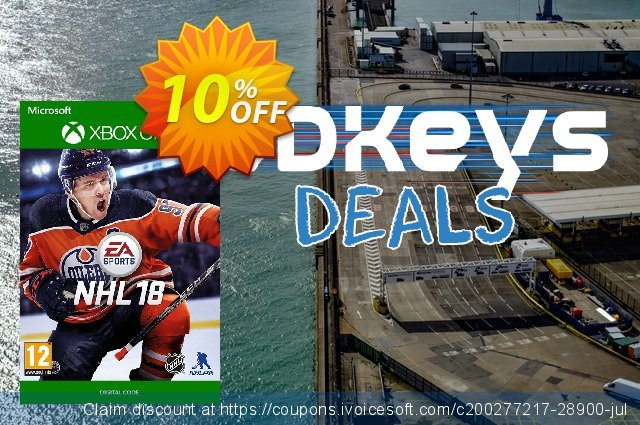 NHL 18: Digital Standard Edition Xbox One 대단하다  세일  스크린 샷
